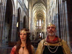 Karlovský průvod a Turnaj Karel IV.