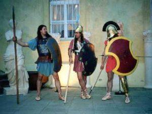 Řekové Olymp
