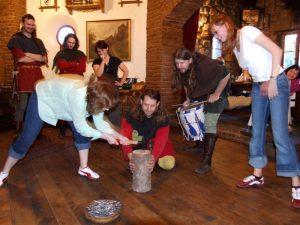 Středověká zábava