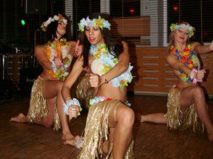 Havaj párty