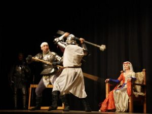 Turnaj pro královnu