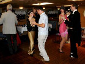Výuka tance