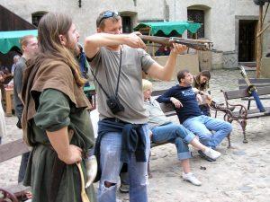 Střílení z kuše