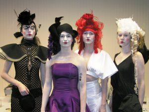 Kostýmované postavy