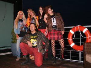 Rockový večírek