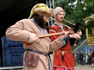 Slované hudba