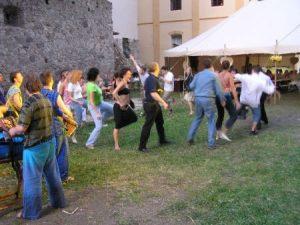 Africký večírek