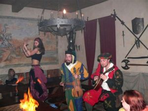 Středověká krčma