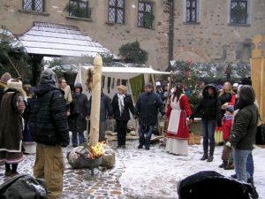 Pohanské vánoce