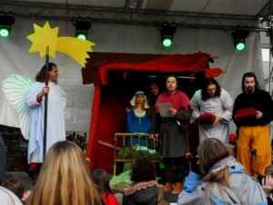 Středověké vánoce