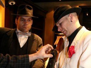 Mafiánský večírek 30. léta
