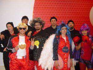 Bláznivé kostýmy