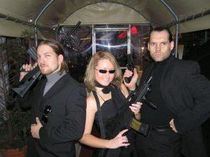 James Bond Bondovka