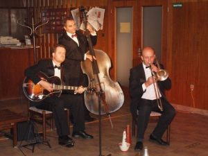 Jazz a swing