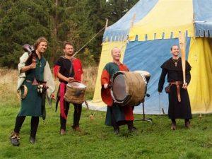 Středověký program