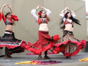 Cikánský tanec