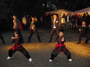 Čínské bojové umění