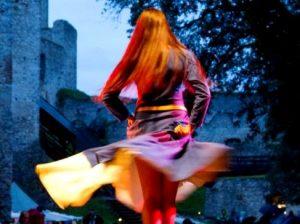 Středověká noc na hradě