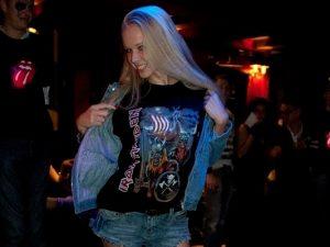 Rocková módní přehlídka
