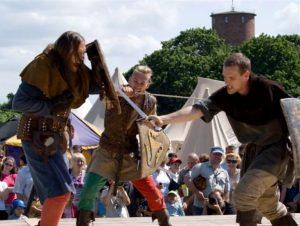Středověký šerm