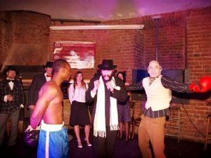 Mafiánský večírek
