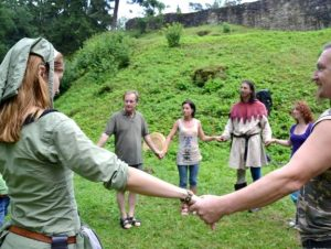 Středověké tance
