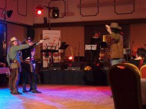 Westernový ples