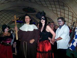 Upírský večírek