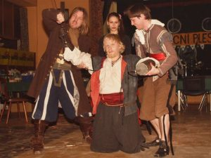 Pirátský ples