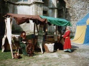 Středověká řemesla
