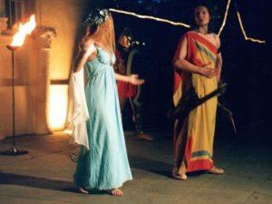 Olymp staří Řekové