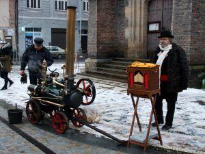 Parní Vánoce Berounští měšťané