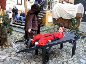 Středověký špitál Berounští měšťané