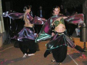 Orientální tanec