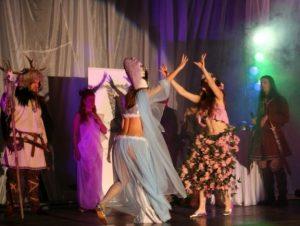 Scénické tance - Vesna a Morana