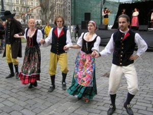 Chodské tance